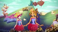Flora Fashion Winx - Look 2