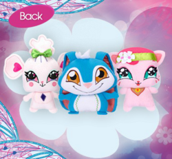 Soft dolls plushes by JAKKS Pacific on Toys R Us Canada site