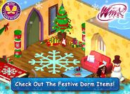 WFS - Festive Dorm Items (Christmas Update)