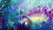 2D Infinite Ocean