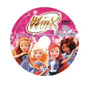 Winx Club - My Karaoke DVD