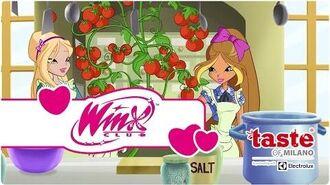 Winx Club - Ricette a Colori al Taste of Milano