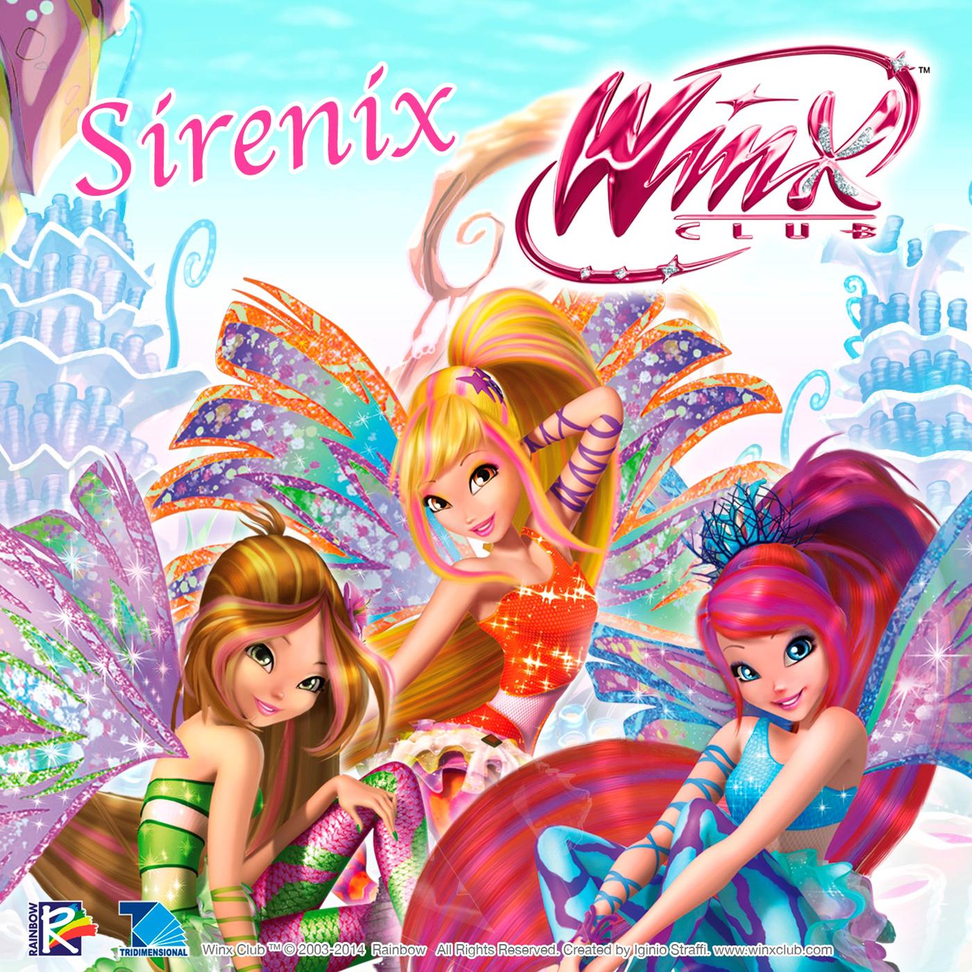 Winx club 5 sirenix