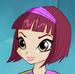 Little girl with headband (7x20)-icon