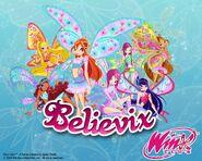 Winx Believix Logo
