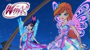 Winx Club - Season 8 - Butterflix Transformation