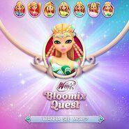Bloomix Quest (Flora) - Bloomix (Promo)