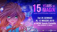 Winx 15 Years of Magix 2