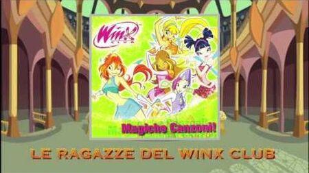Winx Club 1 OST 2005 - Le ragazze del Winx Club - Italiano