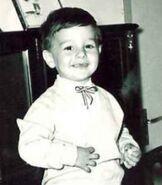 Iginio Straffi (Child)