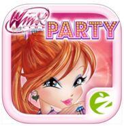 S7 Winx Party Logo