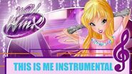 Winx Club World of Winx This is Me Instrumental