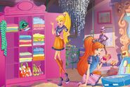 Winx Club - How to organize a magical... wardrobe!