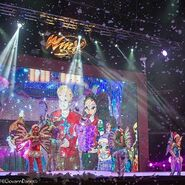 Winx Club Christmas Tour - Christmas Performance