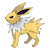 135 Jolteon