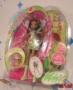 ASM Mattel Toy Fair 2005 Prototype Pixie Magic Layla Doll