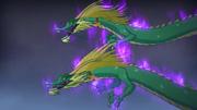 Dragones verdesT6