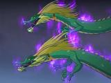 Dragones Verdes de la Muralla China