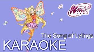 "Winx Club - Season 8 - Song ""The Song of Lylings"" (KARAOKE)"