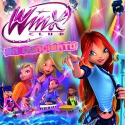 Winx Club en Concierto OST Front