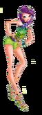 Tecna 7 Jungle Fairy Couture