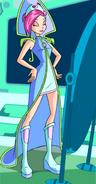 Tecna Vestido Formal