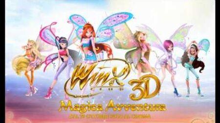 Winx Club - Magica Avventura in 3D (CD OST) - 09 - Irraggiungibile -ITA-