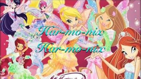 Winx Club - Potere Harmonix (Lyrics)