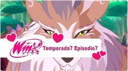 """Winx Club 7x07 Temporada 7 Episodio 07 """"Cuidado con el Lobo"""" Español Latino"""