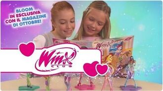 Winx Magazine 115 - Bloom Mini Sirenix!