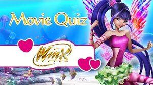 Winx Quiz 4 - Gioca con il Film Winx Club - Il Mistero degli Abissi