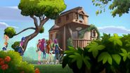 WOW9 (Madelyn's Treehouse)