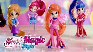 Winx Club Winx Magic Style (Spot TV)