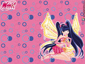 Enchantix Musa Wallpaper