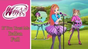 Winx Club - Season 8 - If You Trust Me (Italian - Full)