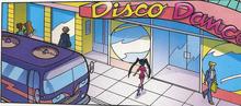 Disco Dance Front