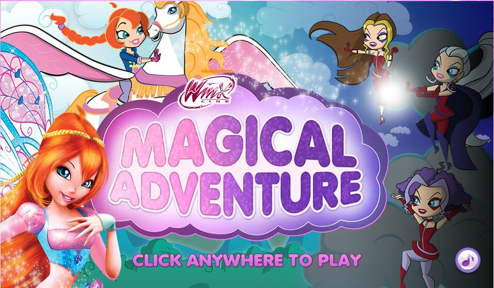 Magical Adventure | Winx Club Wiki | FANDOM powered by Wikia
