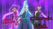 Winx Club — Trix Gloomix • Nick Version (English ~ HD)