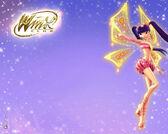 Winx Club ESRP Musa Enchantix 3D Wall
