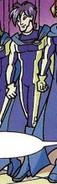 Mikos in Uniform