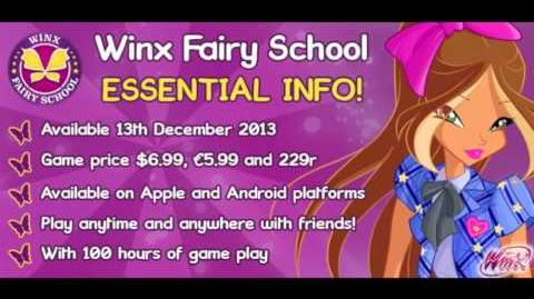 Winx Fairy School Essential Game Information!-0