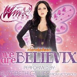 WinX Club-CD-We Are Believix II