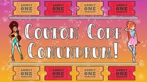 Winx Club Butterflix Adventures - Coupon Code Conundrum