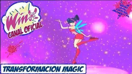 Winx Club 1x06 Magic Winx Transformacion Español Latino HD