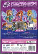 World of Winx Season 2 (2 DVD) - Back Cover