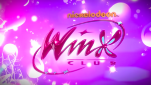 Nickelodeon Winx Club logo