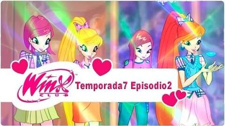 """Winx Club 7x02 Temporada 7 Episodio 02 """"Las Hadas Jóvenes Maduran"""" Español Latino"""