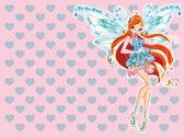 Enchantix Bloom Wallpaper