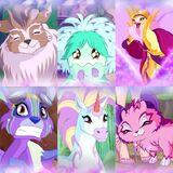 Animais mágicos