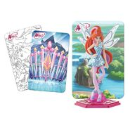 Winx Magic Travel - Cards
